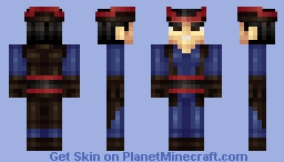 Swashbuckler (Contest) (New shading style) Minecraft Skin
