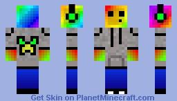 Rainbow Slime Dude