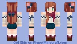 тєє ♥ Winter Minecraft Skin