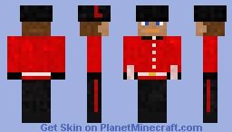 Coldstream Guard  [Napoleonic Wars] Minecraft Skin