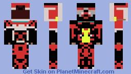 First  Custom Skin Ever Made! Minecraft Skin