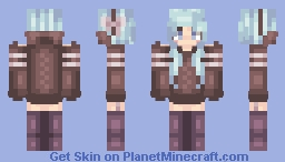 Thank you for 60 followers! ~Yamu Minecraft Skin