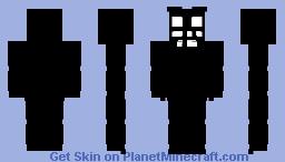 Shadow Bonnie (Five Nights at Freddys) Minecraft Skin