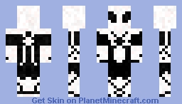 F.F. Spiderman Minecraft Skin