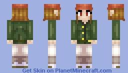 Lucy Baker Minecraft Skin