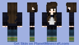 its an ugly skin of me irl (almost 1000 subs ;O)