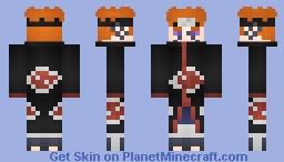 Naraka Path of Pain | Jigokudō (地獄道) Minecraft Skin