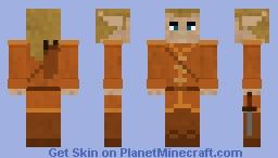 Elven Prince Minecraft Skin