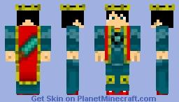 sir Lancelot skin (1.8) Minecraft Skin