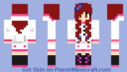 My Personal Klub Ice Skin Minecraft Skin