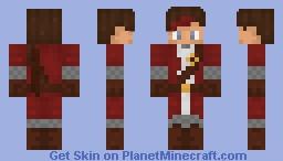 The Soldier - Aloysius Minecraft Skin