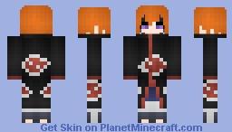 Second Animal Path of Pain | Chikushōdō (畜生道) Minecraft Skin