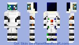 Astro-bot Minecraft