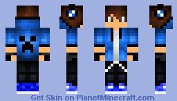 Minecraft Skin - Basic Boy Minecraft Skin