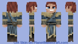 Breton (Elder Scrolls) Minecraft Skin