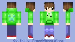 Chibi boy ~ =3 Minecraft Skin