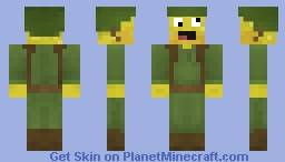 Military Corn [Request] Minecraft Skin