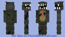 Skin Request - Custom Animatronic - Dismantled Crocodile