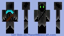 Minecraft Skin - Ghost Minecraft Skin