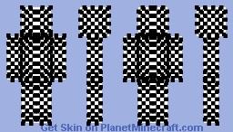 Illusion Pattern (Fixed) Minecraft Skin