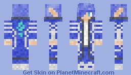 silver5000000000's request Minecraft Skin