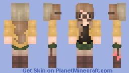 -εїзangelpupsεїз- Nerdy Hipster Thing (New OC) Minecraft Skin