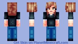 Emma Watson Minecraft Skin