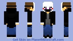 I was bored :3 Minecraft Skin