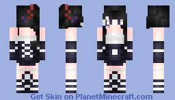 The Marionette ~*Five Nights At Freddy's*~ ☆.:ђคzє:.☆ Minecraft Skin