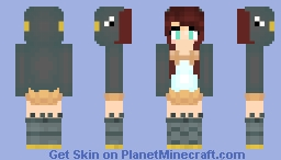 Penguin Girl - βяiαnnα
