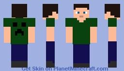 My Personal Skin 1.8 Minecraft Skin