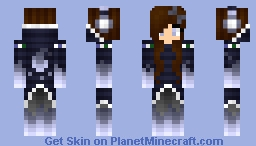phantom girl Minecraft Skin