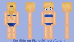 Your Mom Minecraft Skin