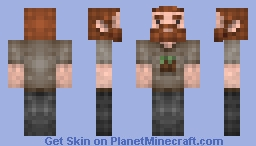 Simon Lane / YOGSCAST Minecraft Skin