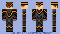 Vectilator Minecraft Skin