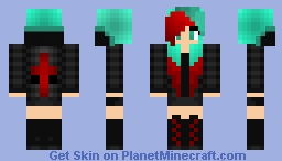 Red And Blue Girl 3 ~Stealth Craft~