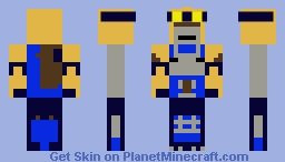 transformers cybertron scattorshot (cybertron defence) Minecraft Skin