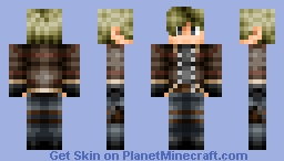 The Miner HD  1.7.1 [Hair 3D]