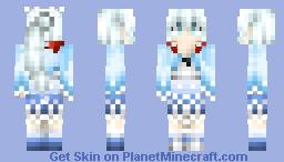 RWBY: Weiss Schnee Minecraft Skin