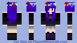 Darkness Minecraft Skin