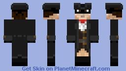 Richard 'Dick' Turpin Minecraft Skin