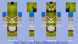 Frostwolf Grunt 1.5 - Inner Leg Fix (Grunt Series)