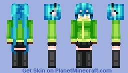 Matryoshka Miku Minecraft