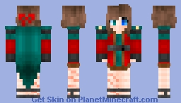 Fancy Mizani Minecraft Skin