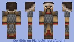 Mongol Lancer Minecraft Skin