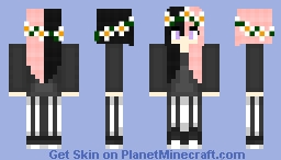 ☯Phantom☯ Pastel Chick Minecraft Skin