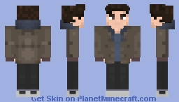 Peter Parker (Amazing Spider-Man) (Childhood Heroes Contest) Minecraft Skin