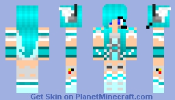 [1.7] Robot Person Minecraft Skin