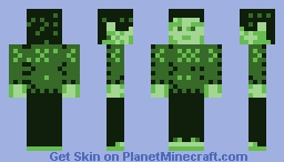 My new skin Minecraft Skin
