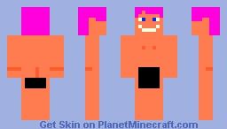 ??? Minecraft Skin